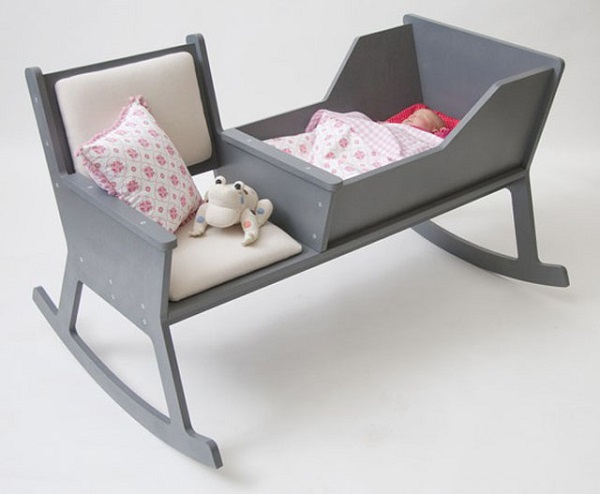 baby crib rocking chair