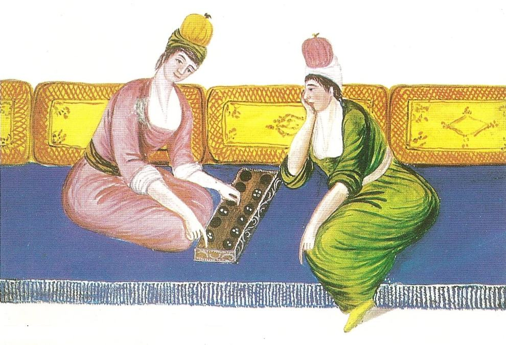 Two_Ottoman_women