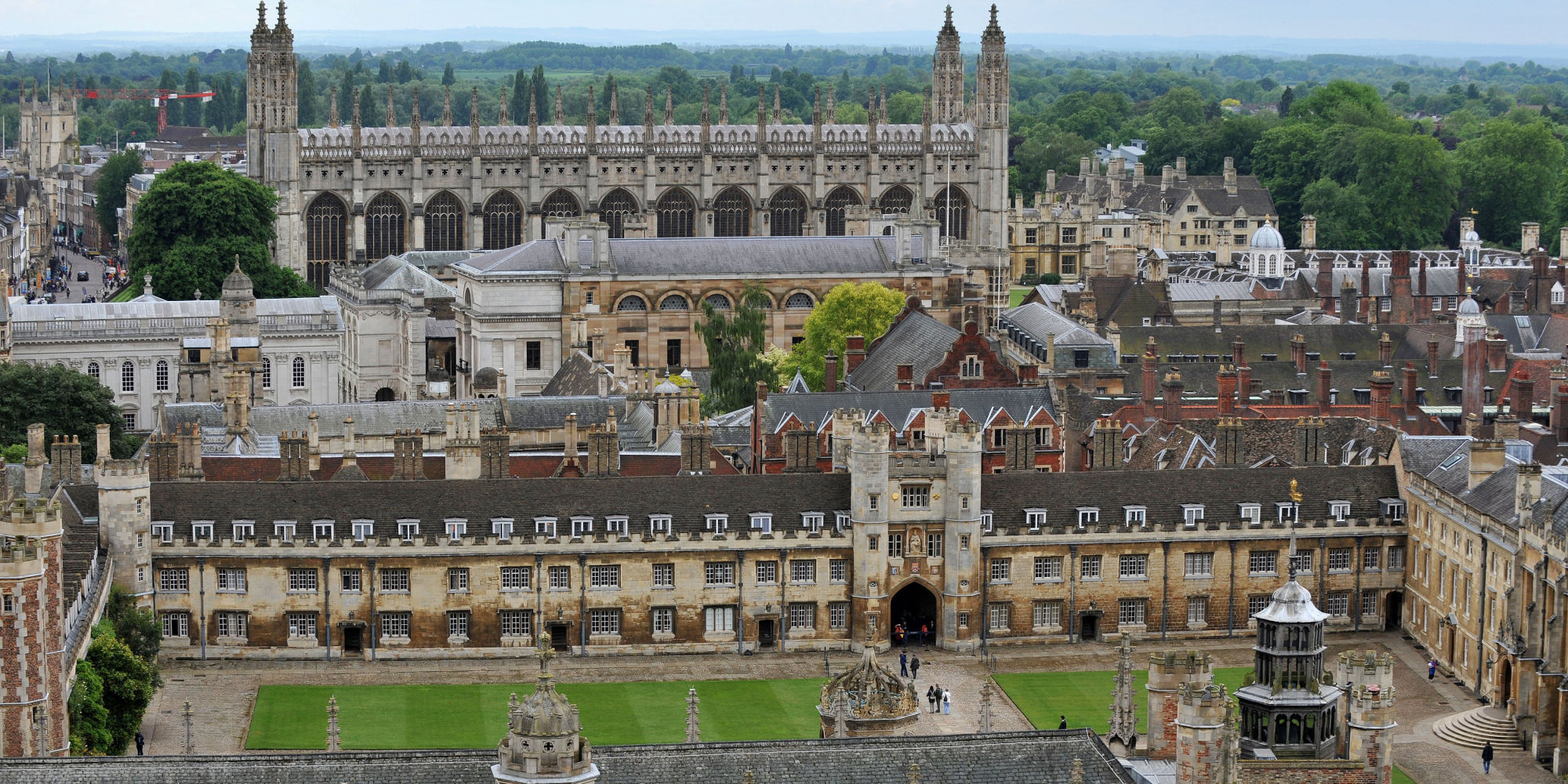 File photo dated 29/05/14 of Kings College Chapel at Cambridge University, as the proportion of state school pupils accepted to Cambridge rose last year, amid a record number of applications to the university.
